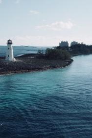 Blick auf Atlantis